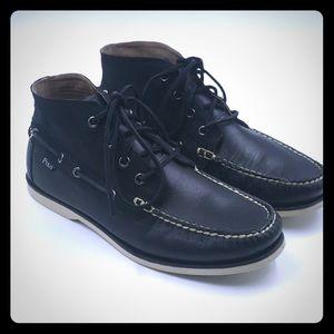 "Polo Ralph Lauren ""Brawley"" Chukka Ankle Boots"